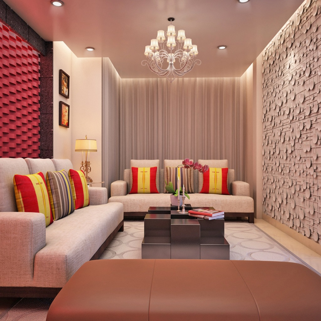 3D Interior architectural rendering services