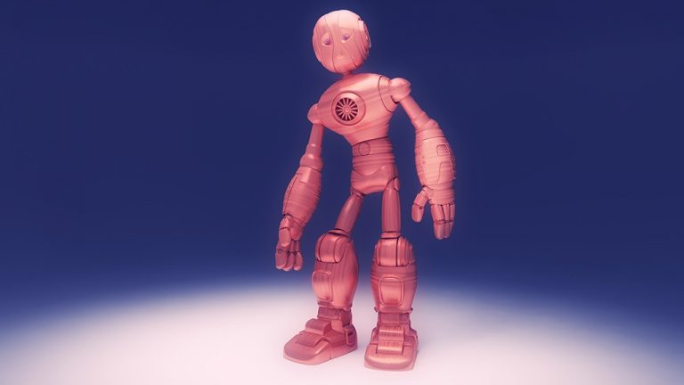 3d product modeling Robo