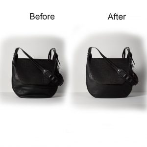 Product Retouching before and after